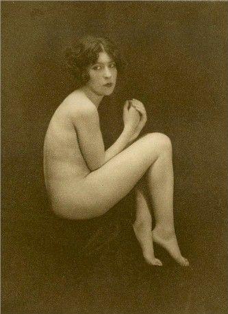 Art Deco nude by Stanislaus Walery (1863-1935)