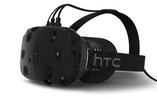 HTC Vive - Current Version
