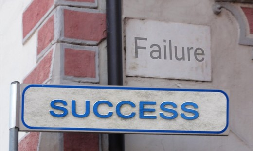 Success or failure what do you choose?