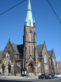 Jarvis Street Baptist Church in Toronto