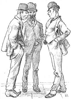 Vintage pickpocket's.