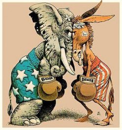 The two party system is destroying America!