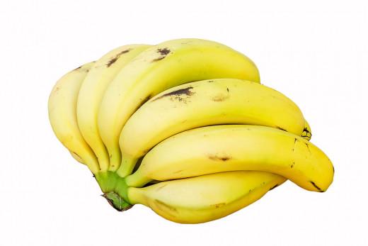 Banana face masks can treat skin problems