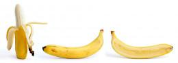 Banana to treat skin tan