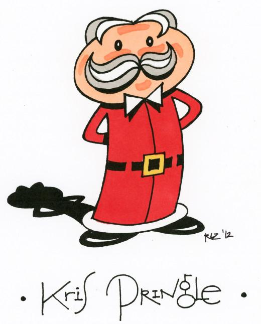 Kris Pringle