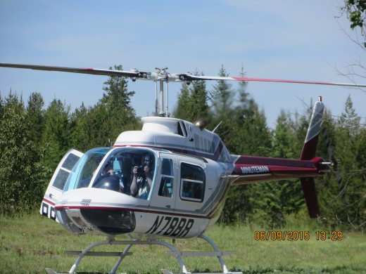 THIS ONE GOES BY MANY NAMES, BUT I KNOW IT AS THE 4-SEAT OH-58 KIOWA OBSERVATION HELICOPTER. ANOTHER IS THE HB-206 BELL JET RANGER (This is what I flew after getting back from Vietnam.