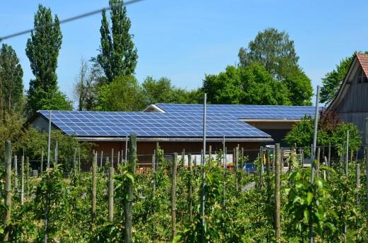Practical use of renewable energy