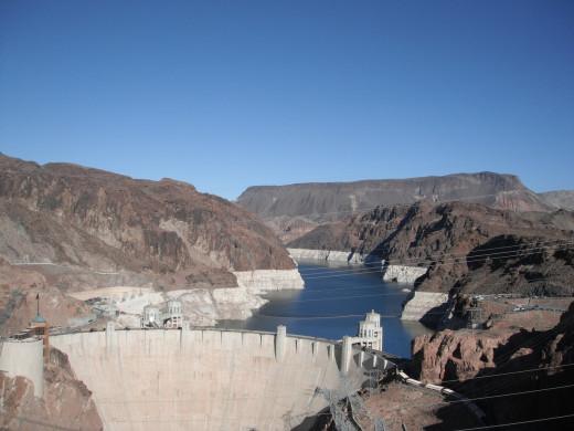 Boulder Dam, Las Vegas