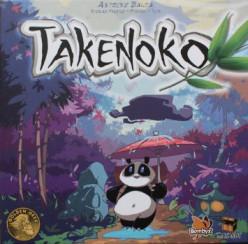 Takenoko Board Game Review - Panda In The Garden