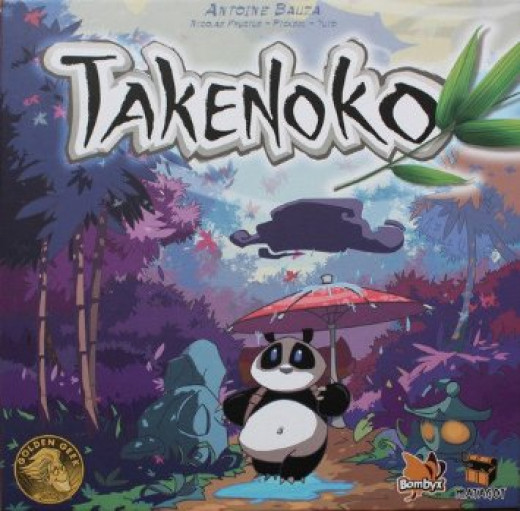Takenoko is a perfect casual game for those looking for light and fun gameplay.
