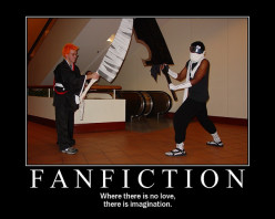 How to Write Ridiculous Fanfiction for Money