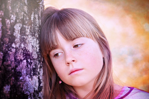 If your child asks you to get a divorce you should know the child was badly affected by your problems