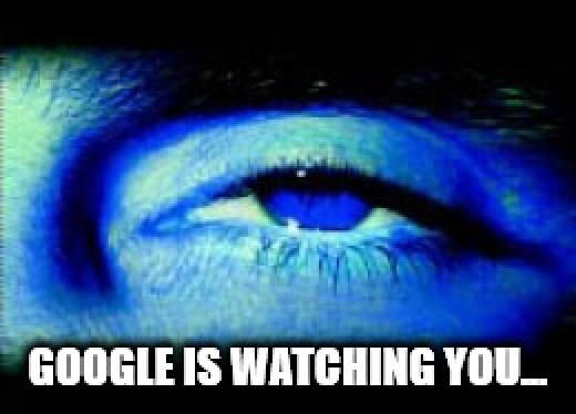 Google is watching you...