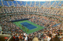 U.S. Open Tennis Adventures - The View from Row X