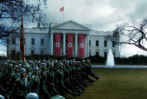 Alternative 20th Century - Nazis Marching Through Washington DC