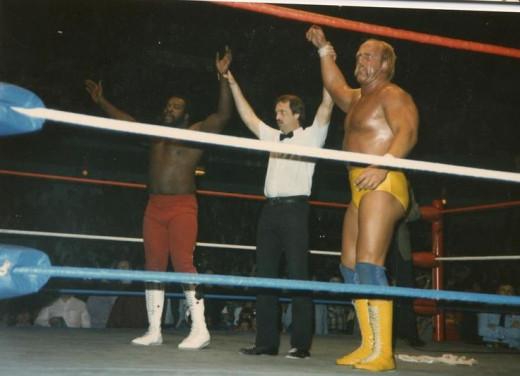 Hogan and the Junkyard Dog