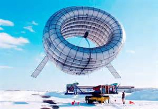 Flying Wind Turbines are the wave of the future.