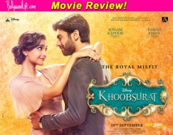 Khoobsurat movie review by Virendra Dafane