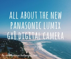Panasonic Lumix DMC-GX8 Digital Camera
