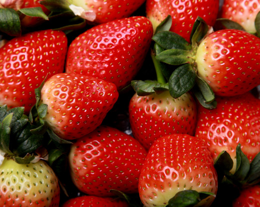 Strawberries have the highest concentration of vitamin C when it comes to fruit.