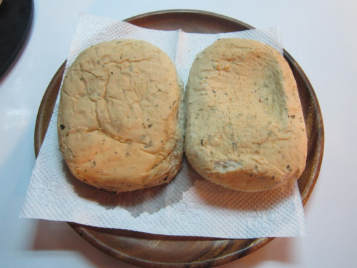 Carabao Cheese in Pan de Gante