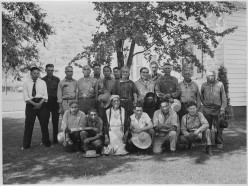 Colville people in 1941