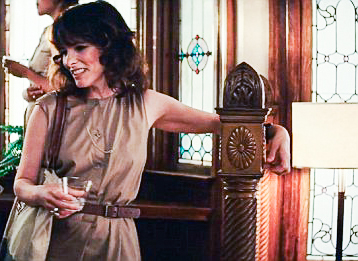 The spectacular take-no prisoners Parker Posey as Rita. Wouldn't wanna get on her bad side.