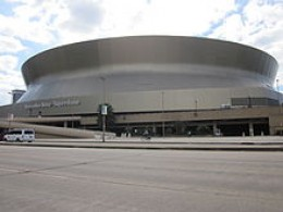 Mercedes Benz Superdome New Orleans