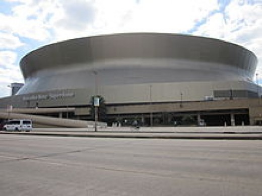 Mercedes Benz Superdome New Orleans