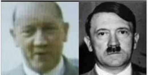 Hitler in the 60's (L)?