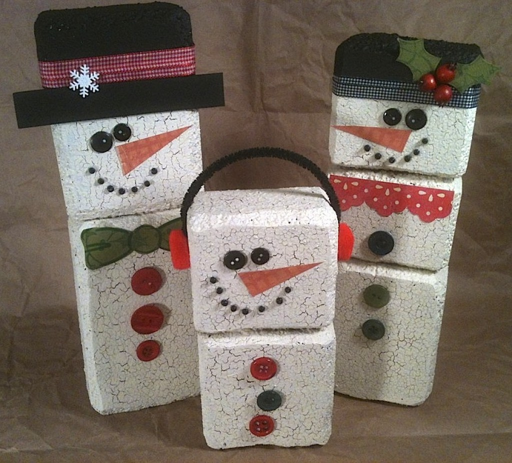 wood craft christmas ideas 49 delightful styrofoam craft ideas hubpages 5753