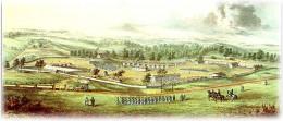 Camp Randall. Madison, WI. 1864