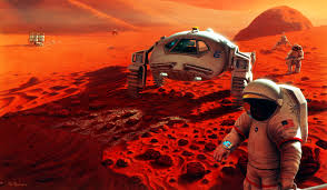 A human mission to mars?
