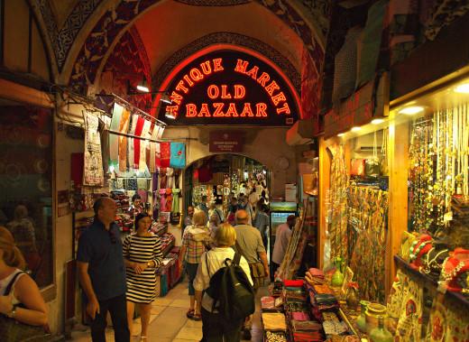 Old Bazaar in Istanbul can bring scrumptious surprises