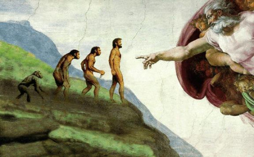 EVOLUTION or CREATION ? Where are YOU going?