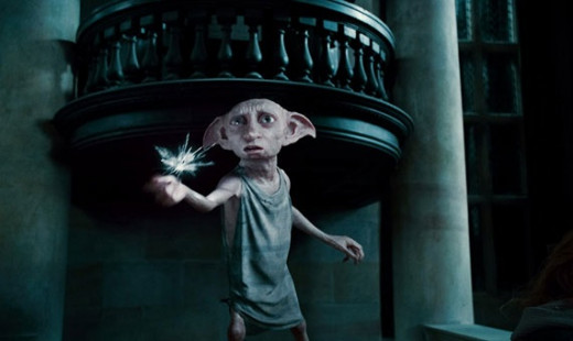 Even Dobby makes a reappearance...