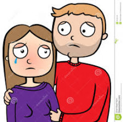 What helpful advice would you give a couple who is not dealing well with