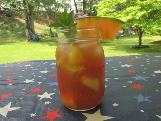 Picture of Sweet Tea Sangria