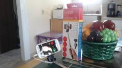 Sunpak Wired SelfieWand Kit, Product Review