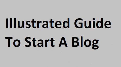 Blogs are easier to start if proper guidance is recieved.