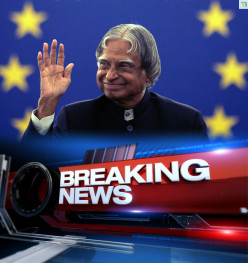 Farewell to The People's President - Dr APJ Abdul Kalam, a Missile Man