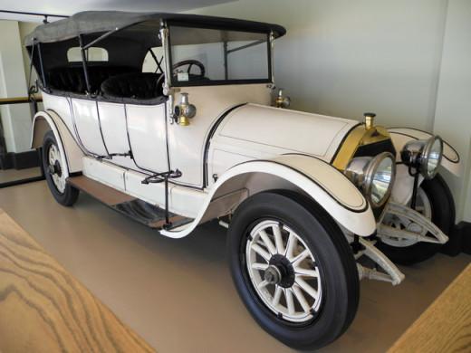 1913 Stevens-Duryea C-Six