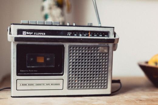Keep a radio handy to listen to hurricane updates.