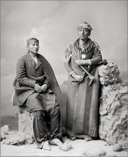 Two-spirit couple