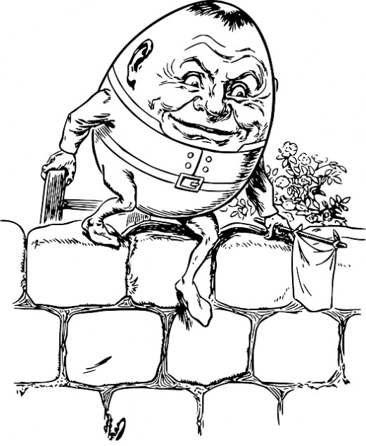 "Image Credit - Pixabay.com Try writing a lipogram about Humpty Dumpty with out any ""O's"". and leave it in the comments below I will respond to it. Have fun."