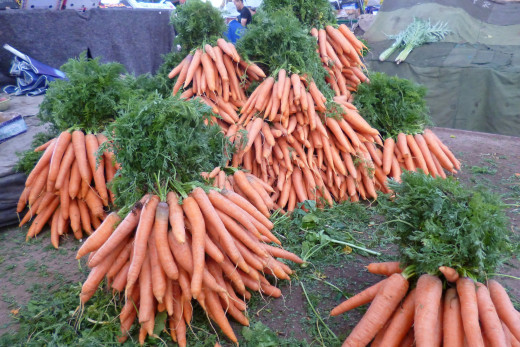 Learn who you are and what motivates you. There are many ways of using the carrot principle for your own benefit.