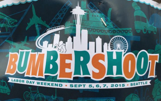 Bumbershoot 2015 will take place September 5-7 in Seattle, WA.