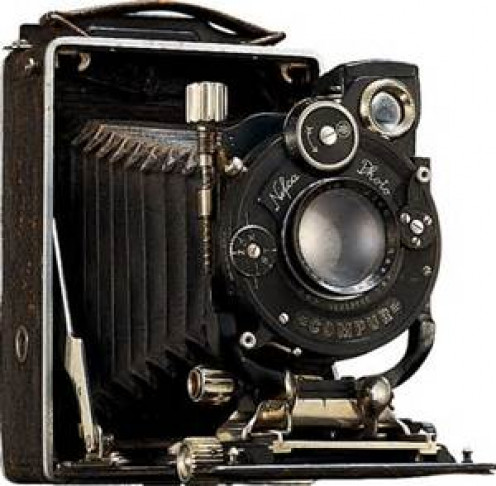 The first camera was heavy and bulky without a doubt. On the other hand, it paved the way for all cameras in the future.