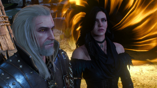 I personally think Yennefer is a bitch.