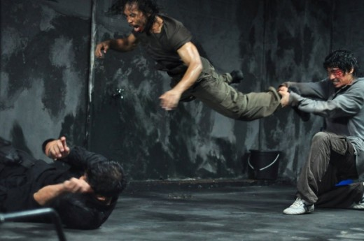The sheer physicality of the movie defies belief at times